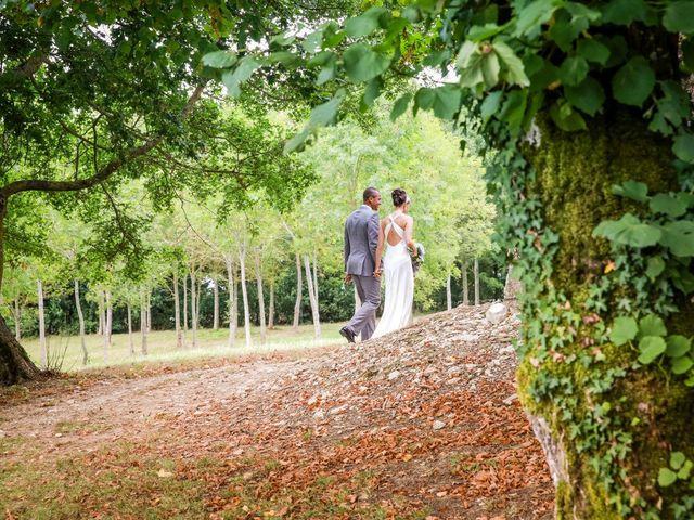 Le mariage de Deji et Sian à Auch, Gers 34
