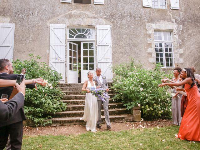 Le mariage de Deji et Sian à Auch, Gers 44