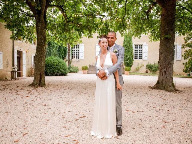 Le mariage de Deji et Sian à Auch, Gers 59