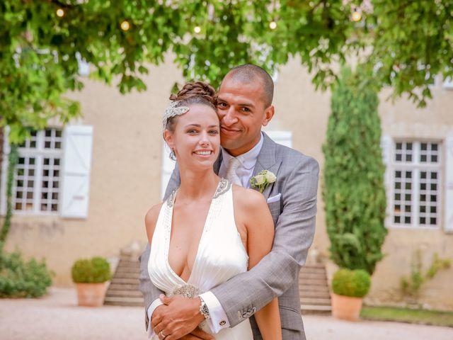 Le mariage de Deji et Sian à Auch, Gers 60