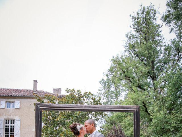 Le mariage de Deji et Sian à Auch, Gers 67