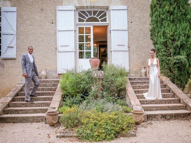 Le mariage de Deji et Sian à Auch, Gers 72