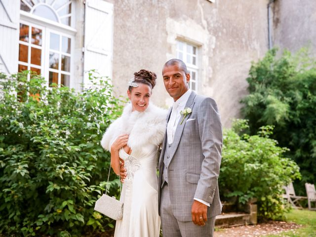 Le mariage de Deji et Sian à Auch, Gers 73