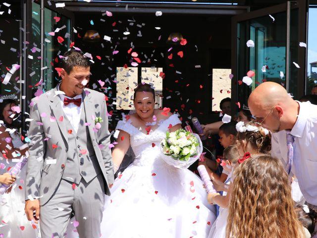 Le mariage de Charif et Cynthia à Saint-Laurent-de-la-Salanque, Pyrénées-Orientales 8