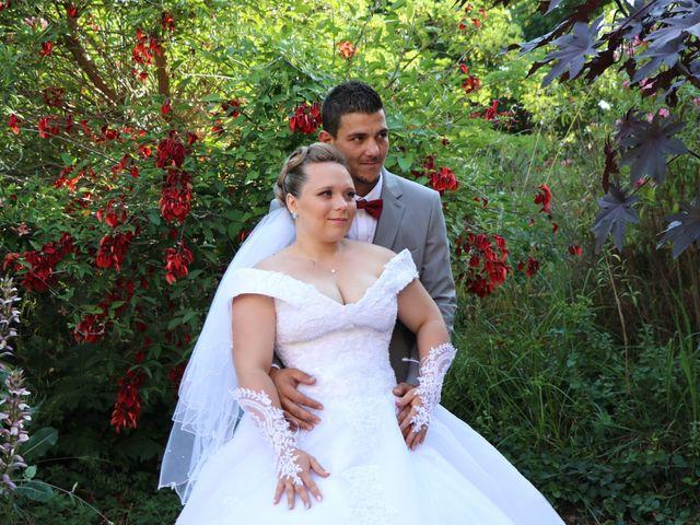 Le mariage de Cynthia et Charif