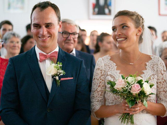 Le mariage de Vincent et Sarah à Fouchères, Aube 11