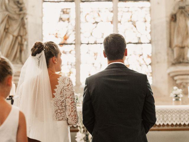 Le mariage de Vincent et Sarah à Fouchères, Aube 16