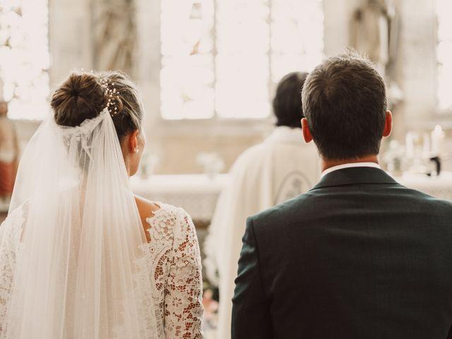 Le mariage de Vincent et Sarah à Fouchères, Aube 22