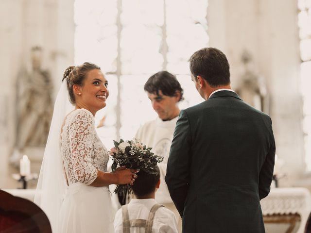 Le mariage de Vincent et Sarah à Fouchères, Aube 25