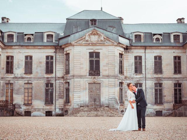 Le mariage de Vincent et Sarah à Fouchères, Aube 26