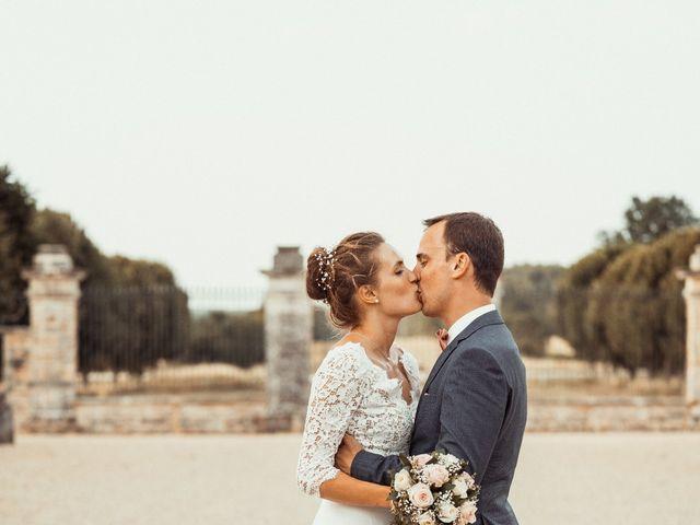 Le mariage de Vincent et Sarah à Fouchères, Aube 27