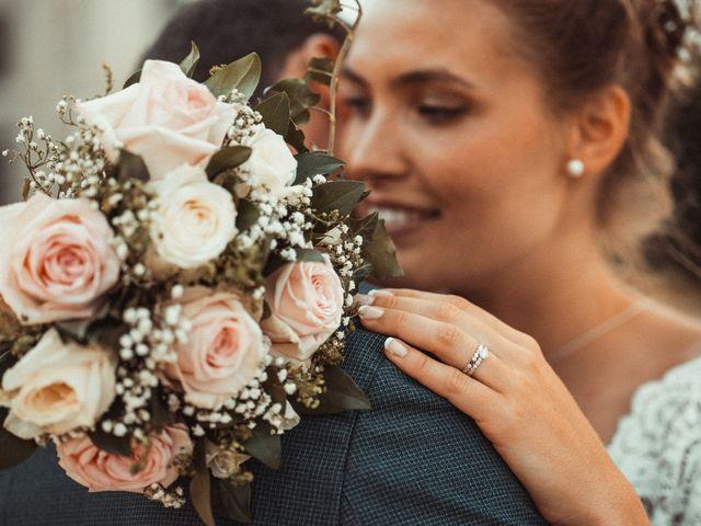 Le mariage de Vincent et Sarah à Fouchères, Aube 28