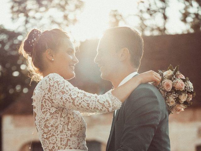 Le mariage de Vincent et Sarah à Fouchères, Aube 29