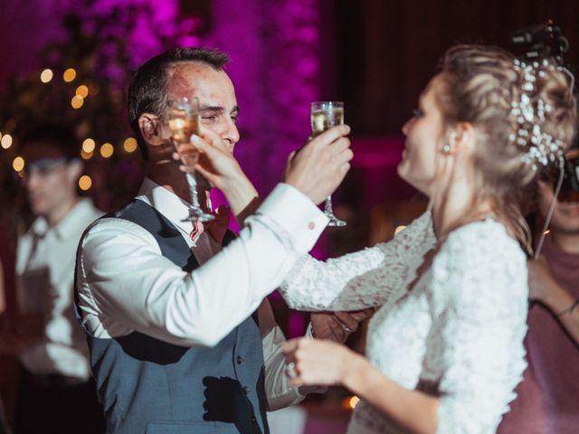 Le mariage de Vincent et Sarah à Fouchères, Aube 40
