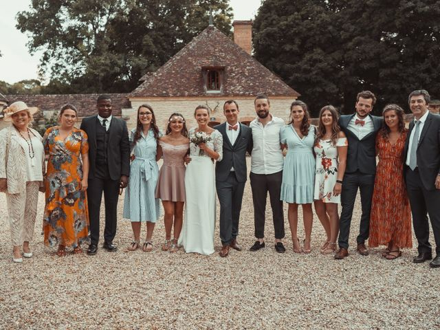 Le mariage de Vincent et Sarah à Fouchères, Aube 42