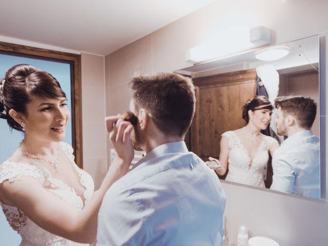 Le mariage de Julien et Amandine à Saint-Gervais-les-Bains, Haute-Savoie 2