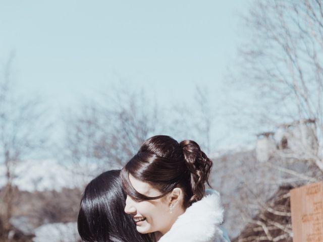 Le mariage de Julien et Amandine à Saint-Gervais-les-Bains, Haute-Savoie 5