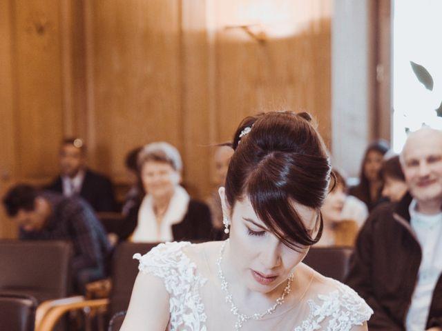 Le mariage de Julien et Amandine à Saint-Gervais-les-Bains, Haute-Savoie 8