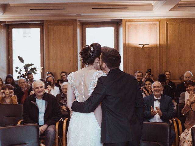 Le mariage de Julien et Amandine à Saint-Gervais-les-Bains, Haute-Savoie 12