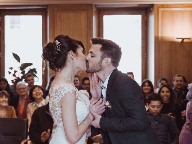 Le mariage de Julien et Amandine à Saint-Gervais-les-Bains, Haute-Savoie 13