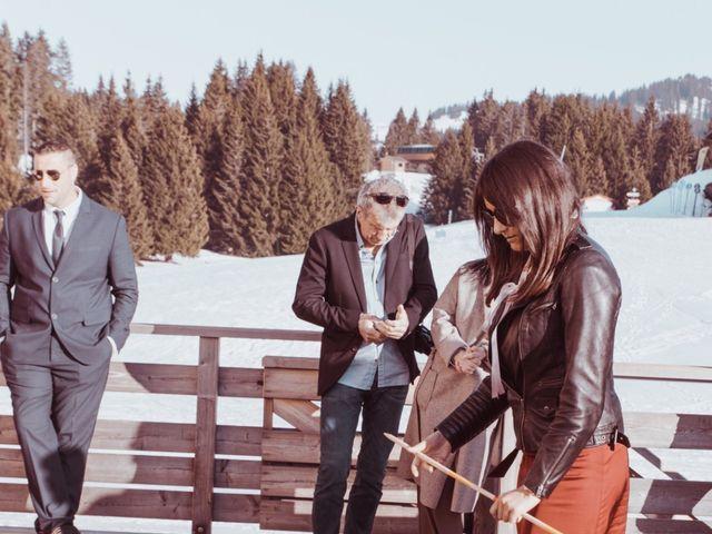 Le mariage de Julien et Amandine à Saint-Gervais-les-Bains, Haute-Savoie 35