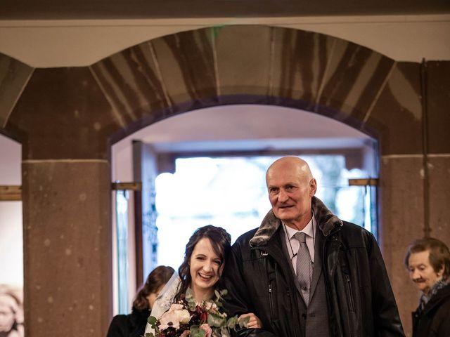 Le mariage de Jean-Denis et Ena à Sélestat, Bas Rhin 9