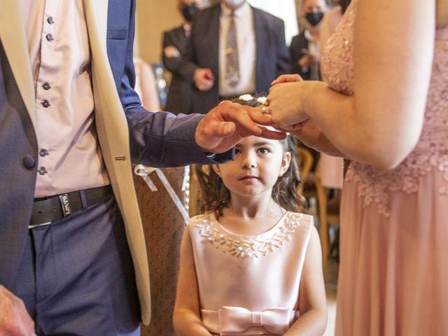 Le mariage de Yann et Ludivine à Escaudoeuvres, Nord 52