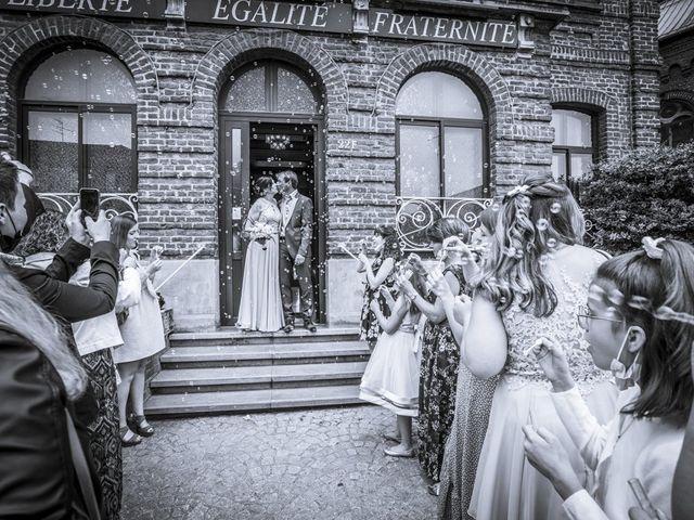 Le mariage de Yann et Ludivine à Escaudoeuvres, Nord 59