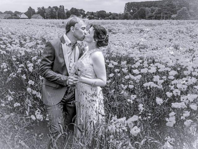 Le mariage de Yann et Ludivine à Escaudoeuvres, Nord 81