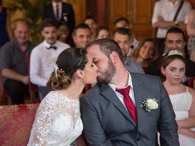 Le mariage de Flora et Anthony