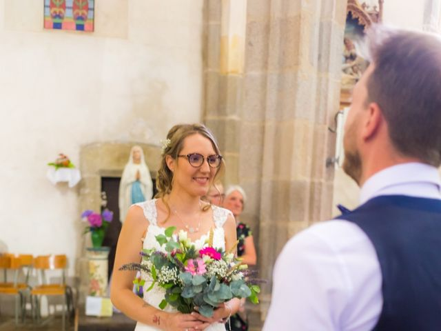 Le mariage de Jimmy et Émilie à Courlay, Deux-Sèvres 16