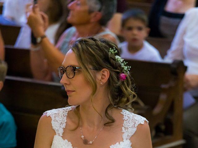 Le mariage de Jimmy et Émilie à Courlay, Deux-Sèvres 23