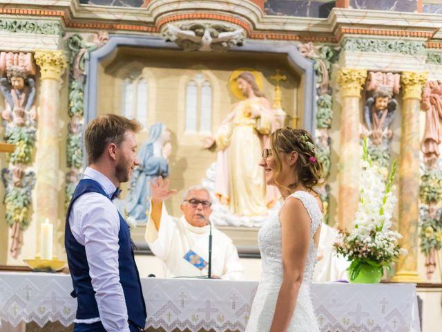Le mariage de Jimmy et Émilie à Courlay, Deux-Sèvres 29