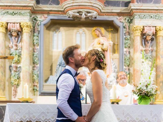 Le mariage de Jimmy et Émilie à Courlay, Deux-Sèvres 30