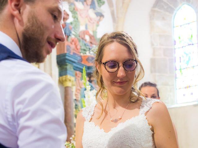 Le mariage de Jimmy et Émilie à Courlay, Deux-Sèvres 33