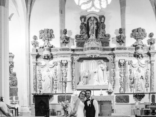 Le mariage de Jimmy et Émilie à Courlay, Deux-Sèvres 45