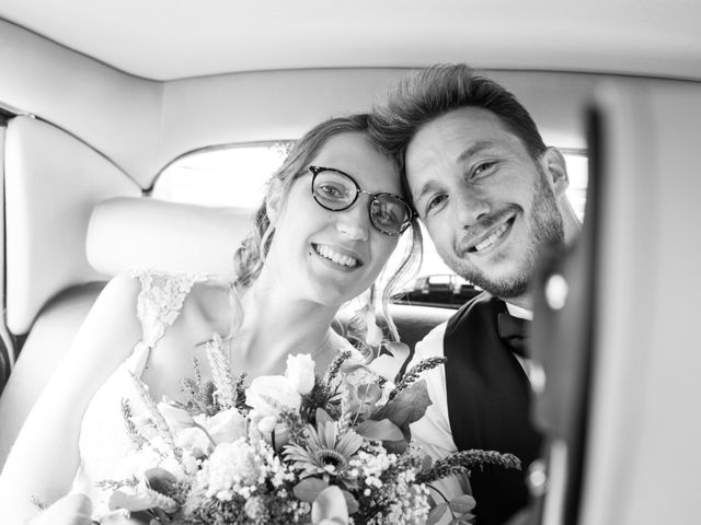 Le mariage de Jimmy et Émilie à Courlay, Deux-Sèvres 66