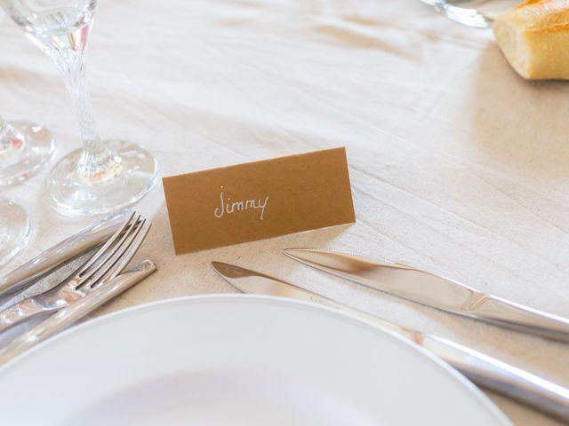 Le mariage de Jimmy et Émilie à Courlay, Deux-Sèvres 92