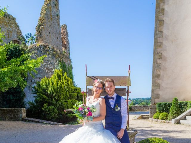 Le mariage de Jimmy et Émilie à Courlay, Deux-Sèvres 154