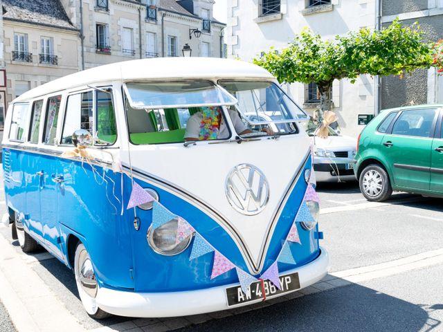Le mariage de Jerôme et Ludivine à Joué-lés-Tours, Indre-et-Loire 11