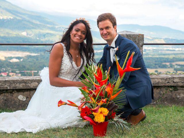 Le mariage de Janyce et Romain