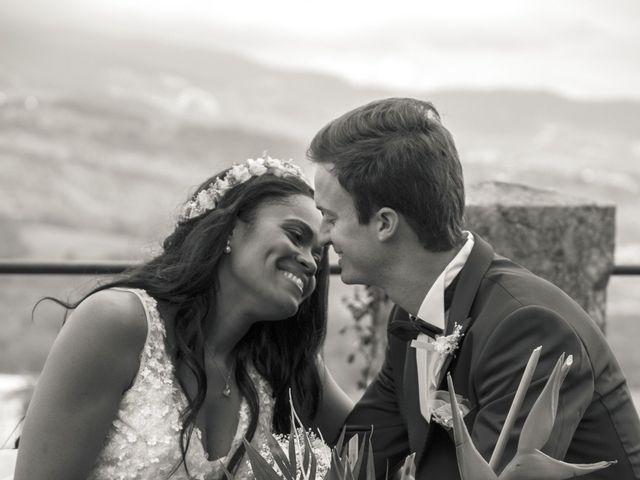 Le mariage de Romain et Janyce à Crest-Voland, Savoie 3