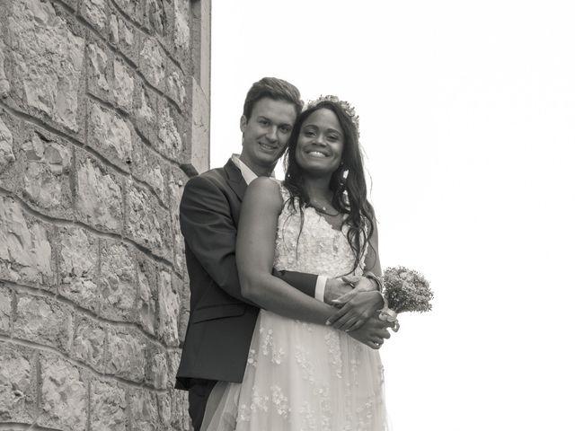 Le mariage de Romain et Janyce à Crest-Voland, Savoie 4