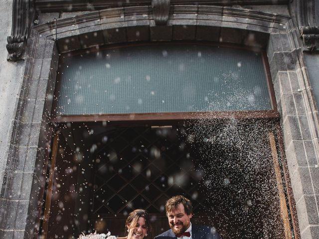 Le mariage de Clément et Anais à Châtelguyon, Puy-de-Dôme 14