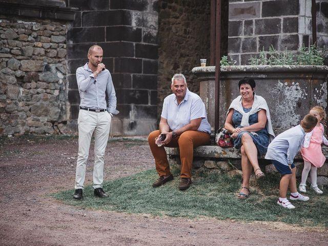 Le mariage de Clément et Anais à Châtelguyon, Puy-de-Dôme 24
