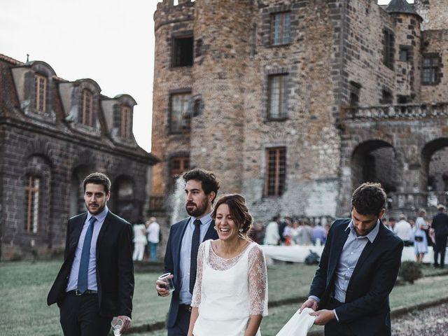 Le mariage de Clément et Anais à Châtelguyon, Puy-de-Dôme 33