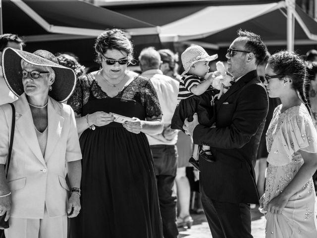 Le mariage de Thomas et Anaïs à Miramont-de-Guyenne, Lot-et-Garonne 20