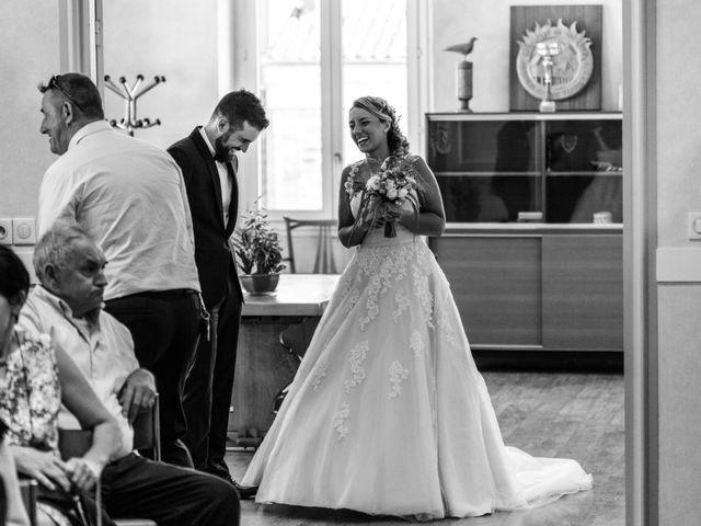 Le mariage de Thomas et Anaïs à Miramont-de-Guyenne, Lot-et-Garonne 23