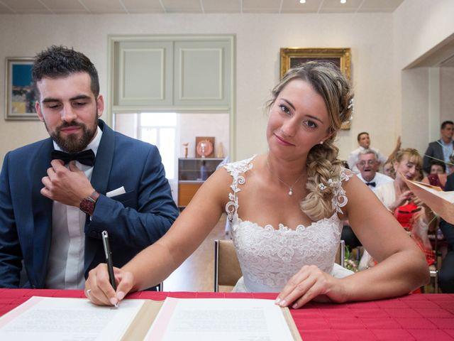 Le mariage de Thomas et Anaïs à Miramont-de-Guyenne, Lot-et-Garonne 25
