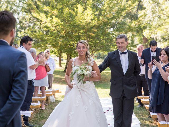 Le mariage de Thomas et Anaïs à Miramont-de-Guyenne, Lot-et-Garonne 32